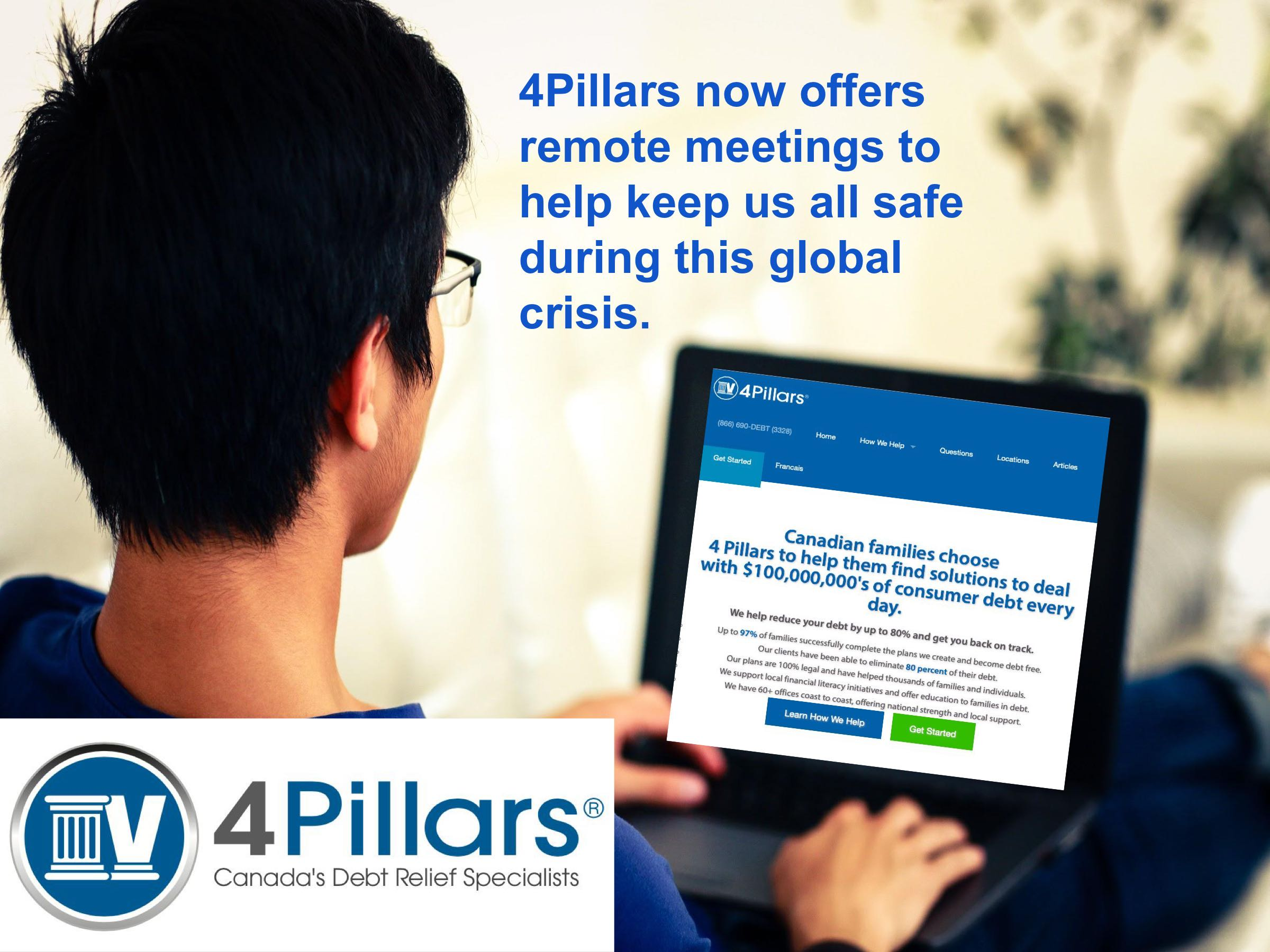 The 4 Pillars Team is open for business