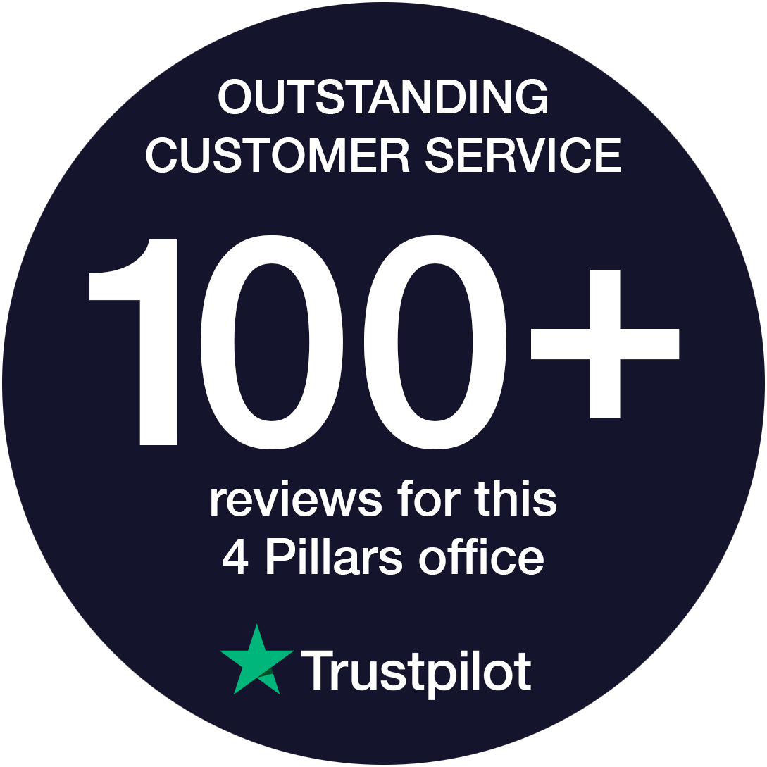 This office has '.100.'+ outstanding customer service reviews.